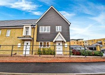 Thumbnail 3 bed semi-detached house for sale in Eleanor Close, Dartford, Kent