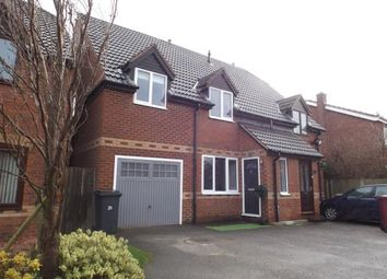 Thumbnail 3 bed semi-detached house for sale in Bretton Avenue, Bolsover, Chesterfield, Derbyshire
