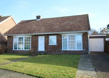 Thumbnail 3 bed detached bungalow for sale in Lindfield Avenue, Seaford