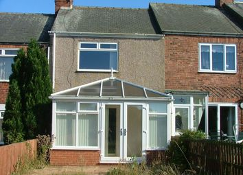 Thumbnail 2 bedroom terraced house to rent in Lilian Terrace, Langley Park, Durham