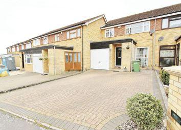 Thumbnail 3 bedroom flat for sale in Isbell Gardens, Rise Park, Romford