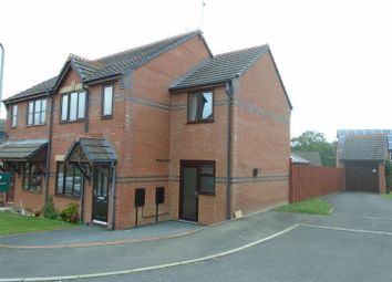 Thumbnail 4 bed semi-detached house for sale in Ash Lea, Minsterley, Shrewsbury