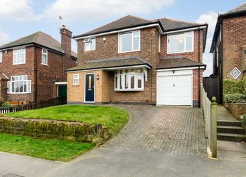 Thumbnail 5 bed detached house for sale in Malvern Road, Nottingham