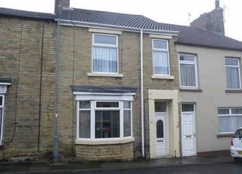 Thumbnail 2 bedroom terraced house for sale in Gladstone Street, Crook, Co Durham