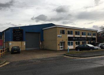 Thumbnail Light industrial to let in Unit 3, Sheldon Way, Larkfield, Kent