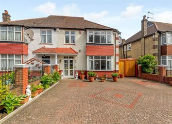 Thumbnail 4 bed semi-detached house for sale in Beulah Hill, London