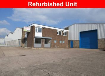 Thumbnail Light industrial to let in Unit 4 Shaw Road Bushbury, Wolverhampton