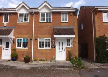 Thumbnail 2 bed end terrace house for sale in Fullerton Walk, Rushy Platt, Swindon, Wiltshire