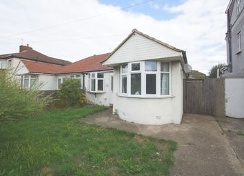 Thumbnail 3 bed semi-detached bungalow for sale in East Rochester Way, Sidcup