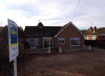 Thumbnail 4 bed bungalow for sale in Lenwade, Norwich, Norfolk