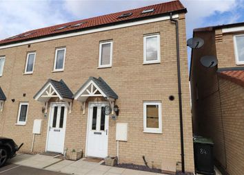 Thumbnail 3 bed property for sale in Ferrous Way, North Hykeham, Lincoln