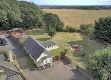 Thumbnail 1 bed detached bungalow for sale in The Birches, Herne Common, Herne Bay, Kent