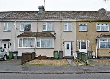 Thumbnail 3 bed terraced house for sale in Tennis Court Road, Kingswood, Bristol