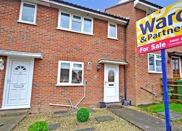 Thumbnail 2 bed terraced house for sale in Barnetts Way, Tunbridge Wells, Kent