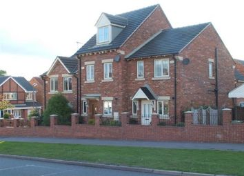 Thumbnail 3 bedroom town house to rent in Chesterfield Road, Staveley, Chesterfield