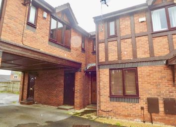 Thumbnail 3 bed terraced house for sale in Bideford Avenue, Blackpool, Lancashire