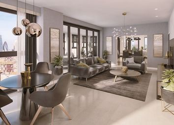 "Thumbnail 2 bedroom flat for sale in ""Conquest Penthouse"" at 142 Blackfriars Road, London"