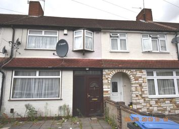 Thumbnail 3 bed terraced house for sale in Shaw Road, Enfield