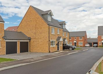 Thumbnail 4 bed detached house for sale in Grass Emerald Crescent, Iwade, Sittingbourne
