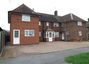 Thumbnail 5 bed semi-detached house for sale in Lanesborough Court, Park Road, Loughborough