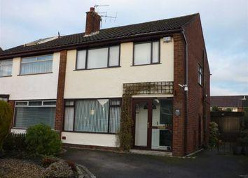 Thumbnail 3 bedroom semi-detached house to rent in Ingle Head, Fulwood, Preston