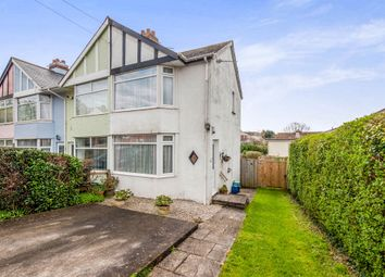 Thumbnail 2 bed semi-detached house for sale in Bourne Road, Kingskerswell, Newton Abbot