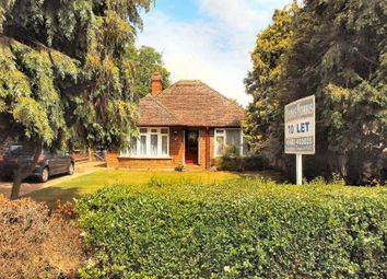 Thumbnail 2 bed detached bungalow to rent in Bushmead Road, Eaton Socon, St. Neots