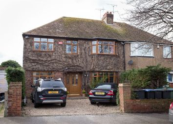 Thumbnail 6 bed semi-detached house for sale in Argyle Avenue, Margate, Kent