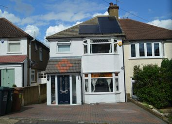 Thumbnail 3 bed semi-detached house to rent in Vivian Close, Watford