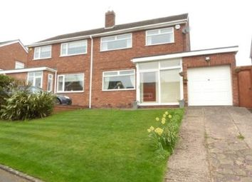 Thumbnail 3 bed semi-detached house for sale in Valley Road, Streetly, Sutton Coldfield, West Midlands
