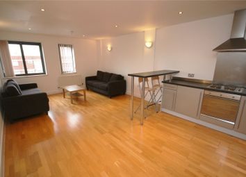 Thumbnail 2 bed flat to rent in Brook House, Ellesmere Street, Manchester, Greater Manchester