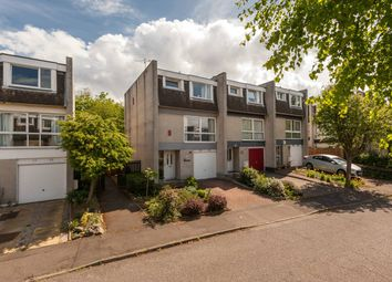 Thumbnail 4 bed end terrace house for sale in 14 Craigmount Bank West, Corstorphine