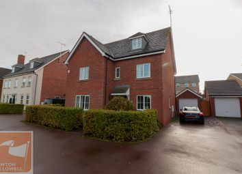Thumbnail 5 bed detached house for sale in Low Meadow Row, Shireoaks, Worksop