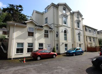Thumbnail 2 bedroom flat for sale in Torwood Gardens Road, Torquay