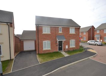 Thumbnail 3 bed detached house for sale in Downy Drive, Dragonfly Meadows, Northampton