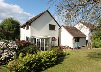 Thumbnail 4 bed detached house for sale in Pyne Gardens, Upton Pyne, Exeter