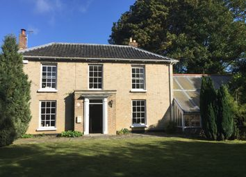 Thumbnail 5 bed detached house for sale in High Green, Brooke, Norfolk