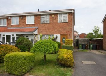 2 bed semi-detached house for sale in Redwood Way, Coppice Farm, Willenhall, West Midlands WV12