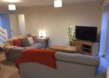 Thumbnail 3 bed detached house to rent in Hawfinch Close, Cardiff