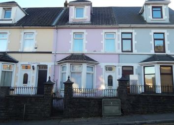 Thumbnail 5 bed terraced house for sale in High Street, Porth