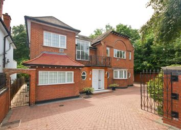 Thumbnail 6 bed detached house for sale in Corringway, London