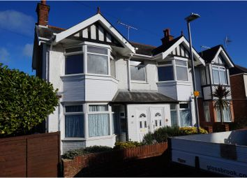 Thumbnail 2 bed flat for sale in Shillito Road, Poole