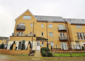 Thumbnail 2 bed flat for sale in 44, Varcoe Gardens, Hayes, Middlesex