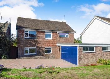 Thumbnail 4 bedroom detached house for sale in Prospect Way, Brabourne Lees, Ashford, Kent
