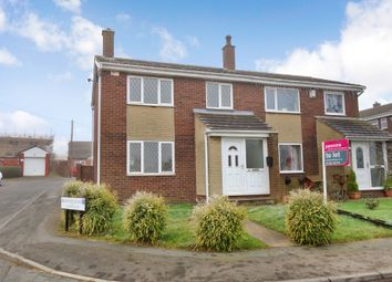 Thumbnail 3 bed semi-detached house to rent in Chapel Field Lane, Penistone, Sheffield