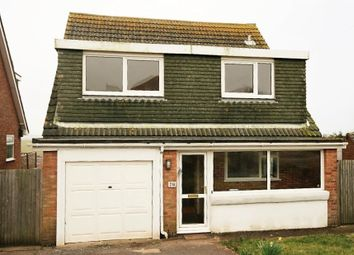 Thumbnail 4 bed detached house for sale in Rodmell Avenue, Saltdean, East Sussex