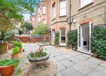 Wynnstay Gardens, Kensington, London W8. 4 bed flat for sale