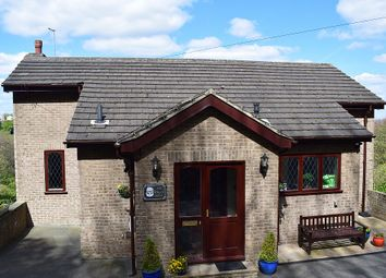 Thumbnail 4 bed detached house for sale in Wells Road, Thornhill, Dewsbury, West Yorkshire