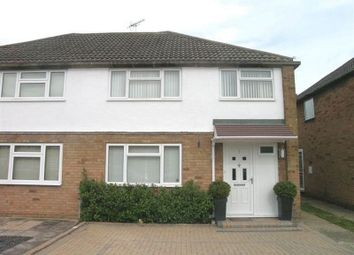 Thumbnail 3 bed semi-detached house to rent in Mills Spur, Old Windsor, Windsor