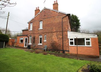Thumbnail 2 bed end terrace house for sale in 4 Dairy Cottage, Egginton Junction, Hilton